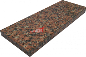 Parapet granitowy rosso nuovo